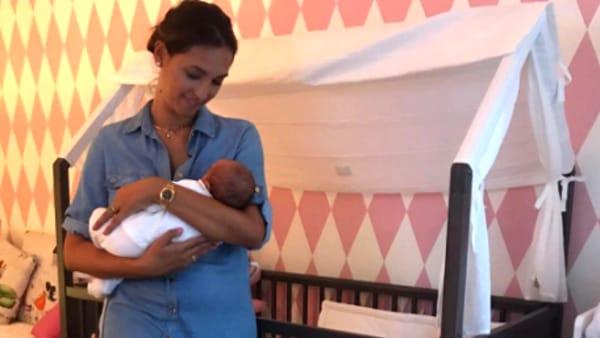 Caterina Balivo racconta il suo secondo parto: non è dolore ma un atto d'amore!
