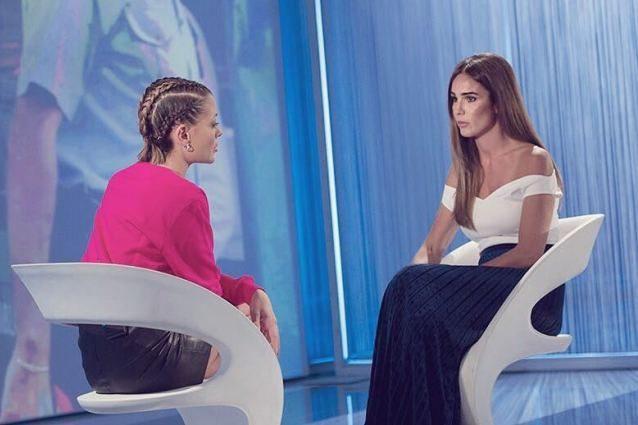 """Silvia Provvedi in ansia per Corona a Verissimo: """"non so fin dove si spingerà"""""""