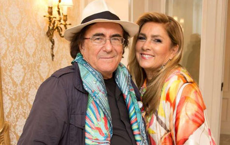 """Albano Carrisi risponde a Romina Power: """"non è vero che ci amiamo ancora"""""""