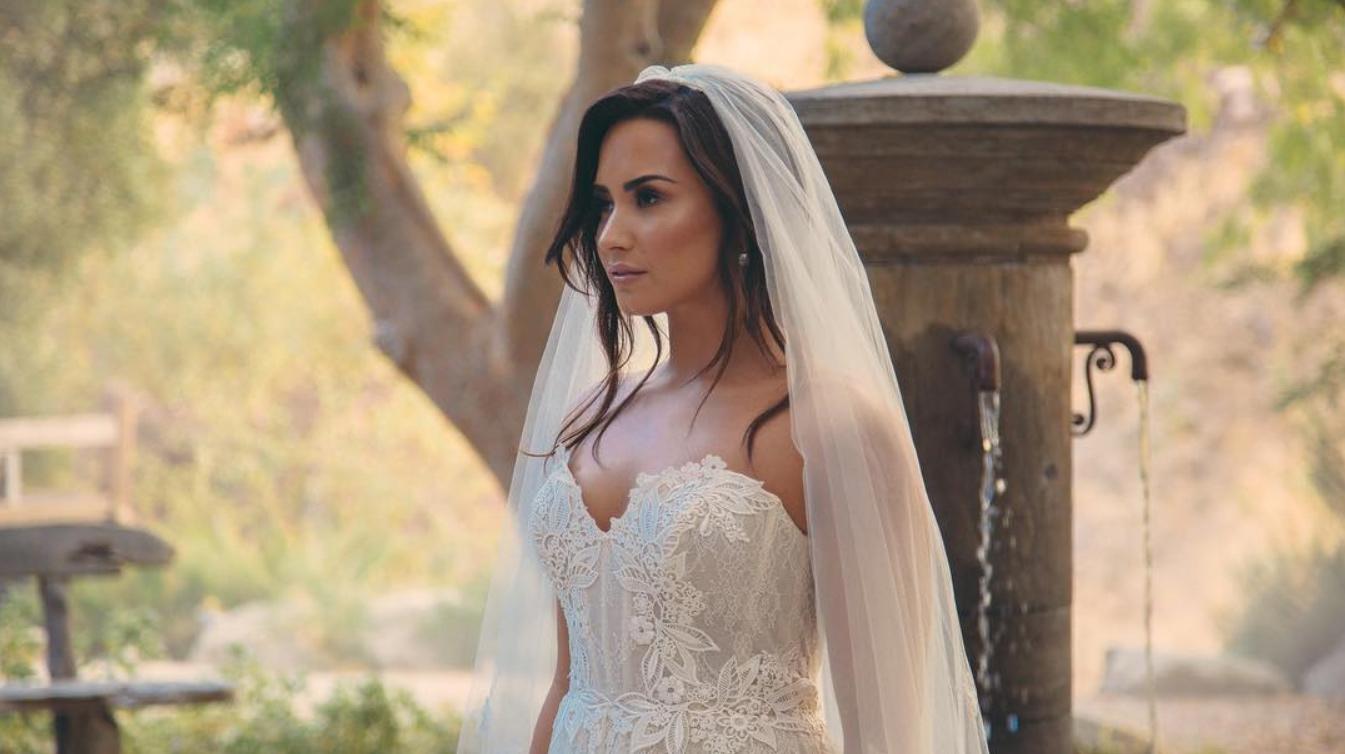 Demi Lovato si sposa con Jesse Williams! (ma è solo un video)