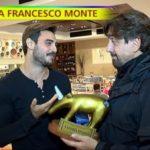 """Francesco Monte riceve il tapiro 'unicorno' da Striscia la notizia: """"quello che dirò a Cecilia rimarrà tra noi due"""""""