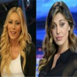 """Karina Cascella si difende da Belen Rodriguez: """"io dico quello che mi pare"""""""