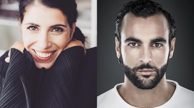 """Marco Mengoni e Giorgia: """"Come Neve"""" da oggi online (TESTO)"""