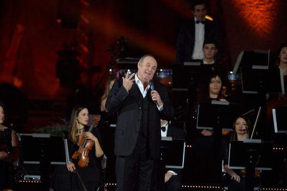 Stasera in tv, Concerto di Natale: Conduce Gerry Scotti