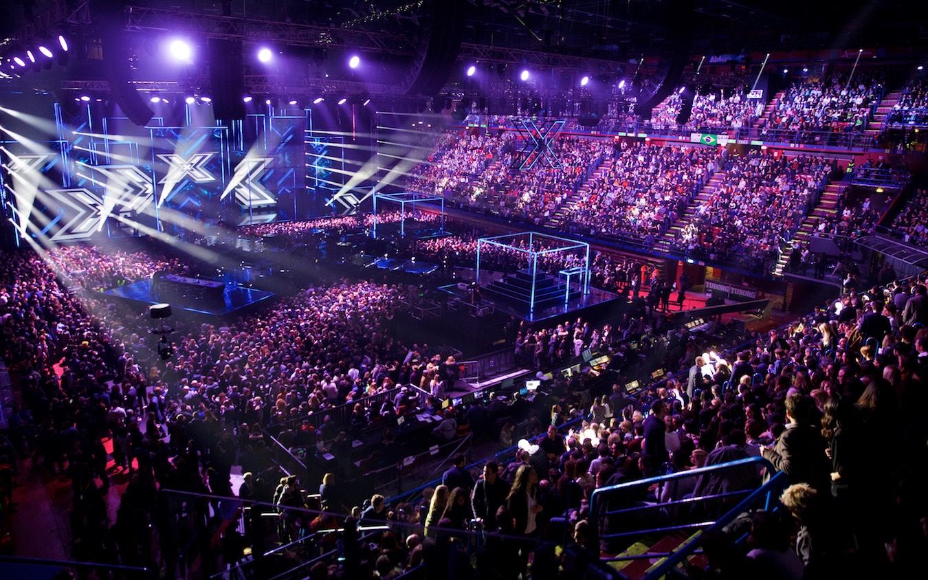 X-Factor: I finalisti, Ed Sheeran alla finale