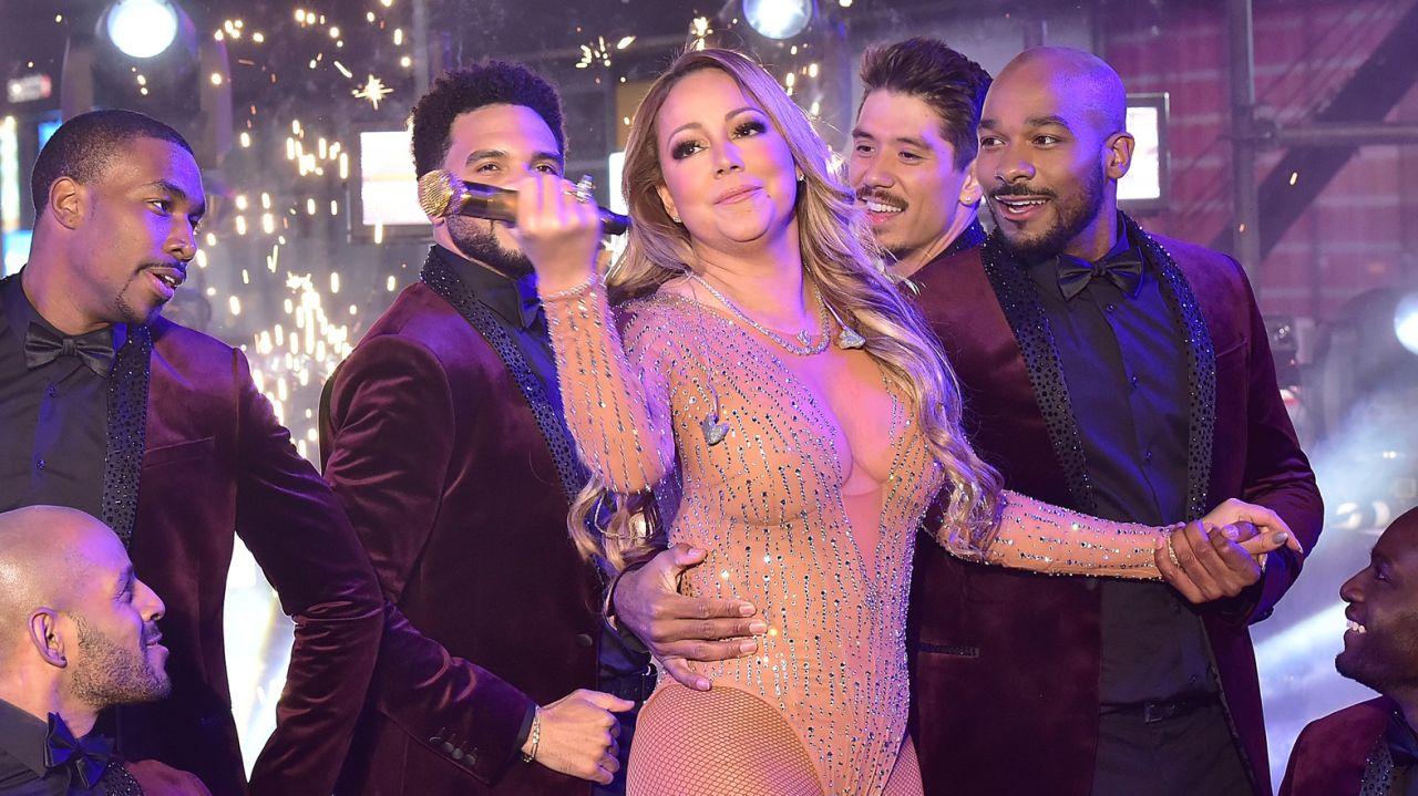 Mariah Carey torna a NEW YORK la Notte di Capodanno