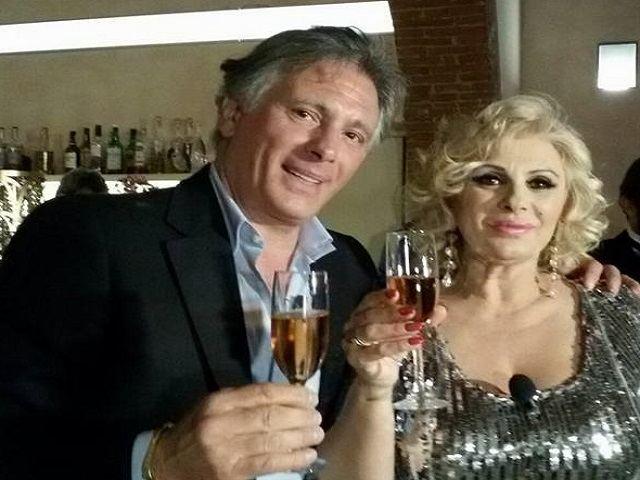 Giorgio Manetti e Tina Cipollari