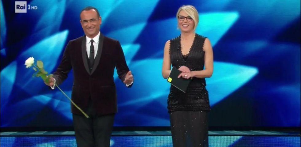 """Sanremo 2018, Maria De Filippi: """"Sbagliano a non prendere ragazzi dei talent"""""""