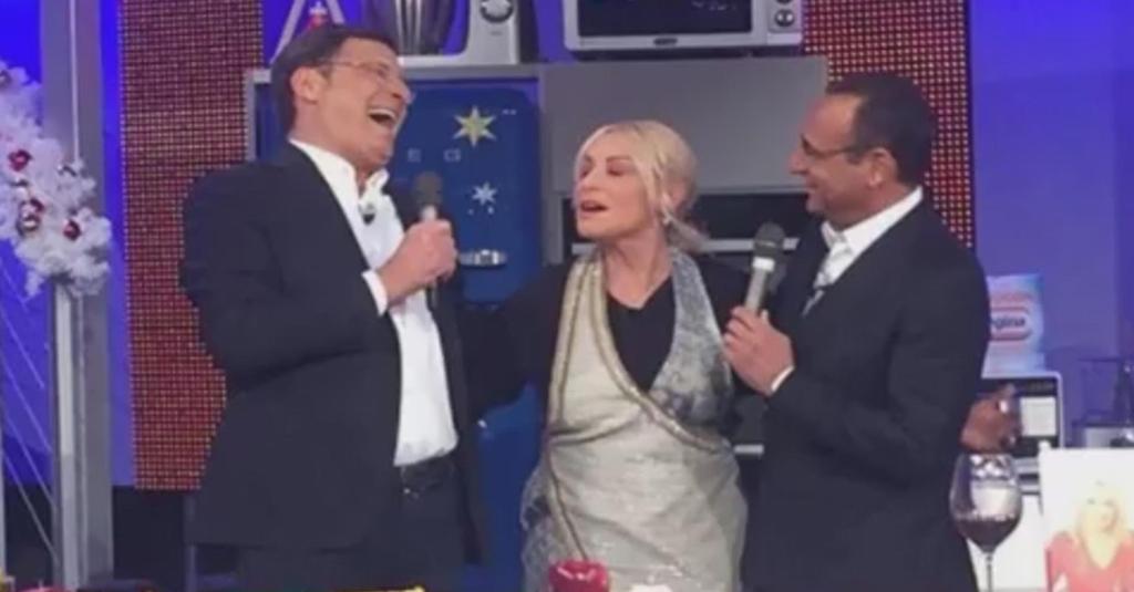 Carlo Conti, Antonella Clerici e Fabrizio Frizzi: I Migliori Anni in arrivo?