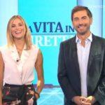 Francesca Fialdini e Marco Liorni non hanno litigato, arriva il messaggio di affetto
