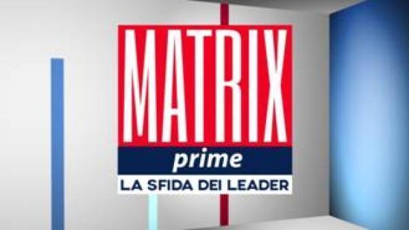 Canale 5, Matrix approda in prima serata per la campagna elettorale