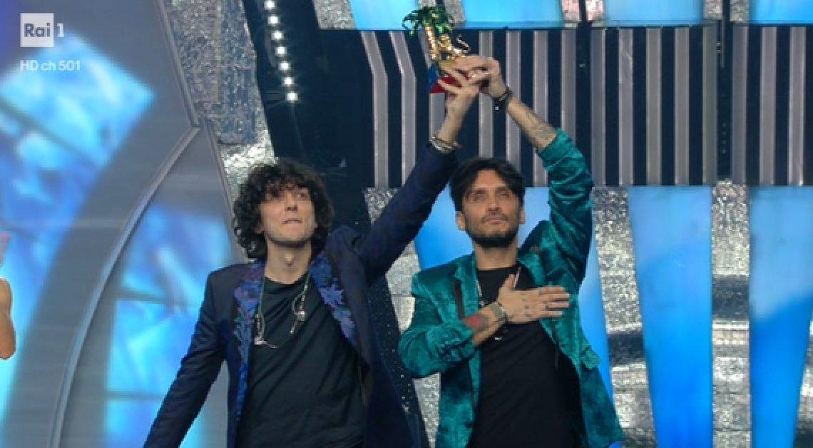 Sanremo 2018, Ermal Meta e Fabrizio Moro vincono il Festival, Lo Stato Sociale al secondo posto