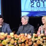 Sanremo 2019, torna il trio Baglioni-Hunziker-Favino?