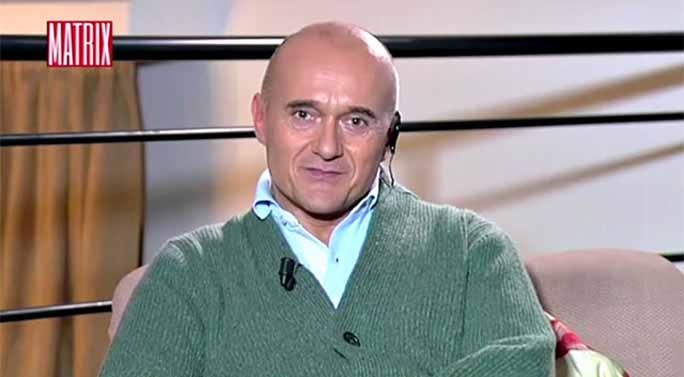 """Signorini rivela: """"Fabrizio Frizzi aveva tumori diffusissimi inoperabili"""""""