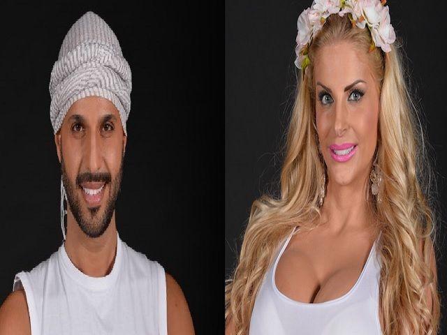 Jonathan Kashanian e Francesca Cipriani