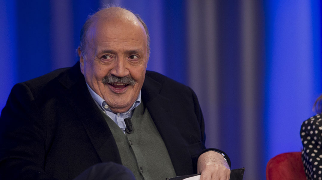 """Maurizio Costanzo, sul compleanno di Fedez: """"ragazzini viziati"""""""