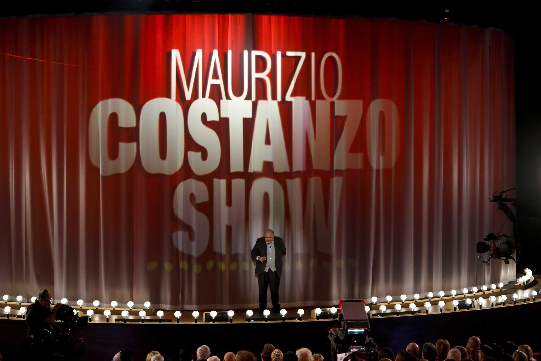Maurizio Costanzo Show 2018, ecco gli ospiti della prima puntata