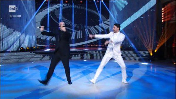 Ciacci e Todaro a Ballando con le stelle, Lucarelli manda a quel paese Adinolfi