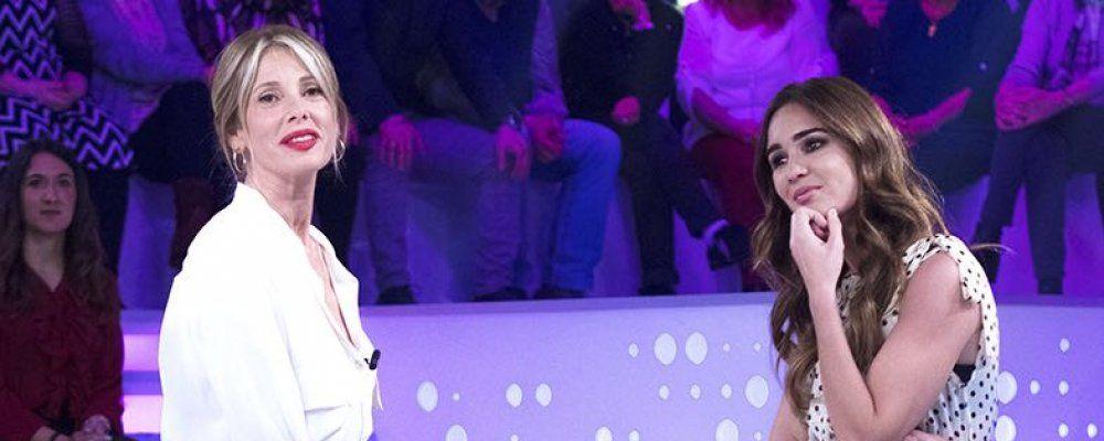 """Alessia Marcuzzi su Eva Henger: """"Ho agito di impulso, ha detto delle falsità"""""""