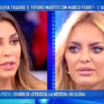 Elena Morali smentisce il flirt con Marco Ferri e attacca Cecilia Capriotti