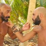Amaurys Perez e Jonathan Kashanian pace all'Isola: il bacio tra i naufraghi