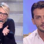 """Maria De Filippi attacca Mariano Catanzaro: """"Sei finto"""""""