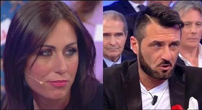 Chiara Carcone e Sossio Aruta