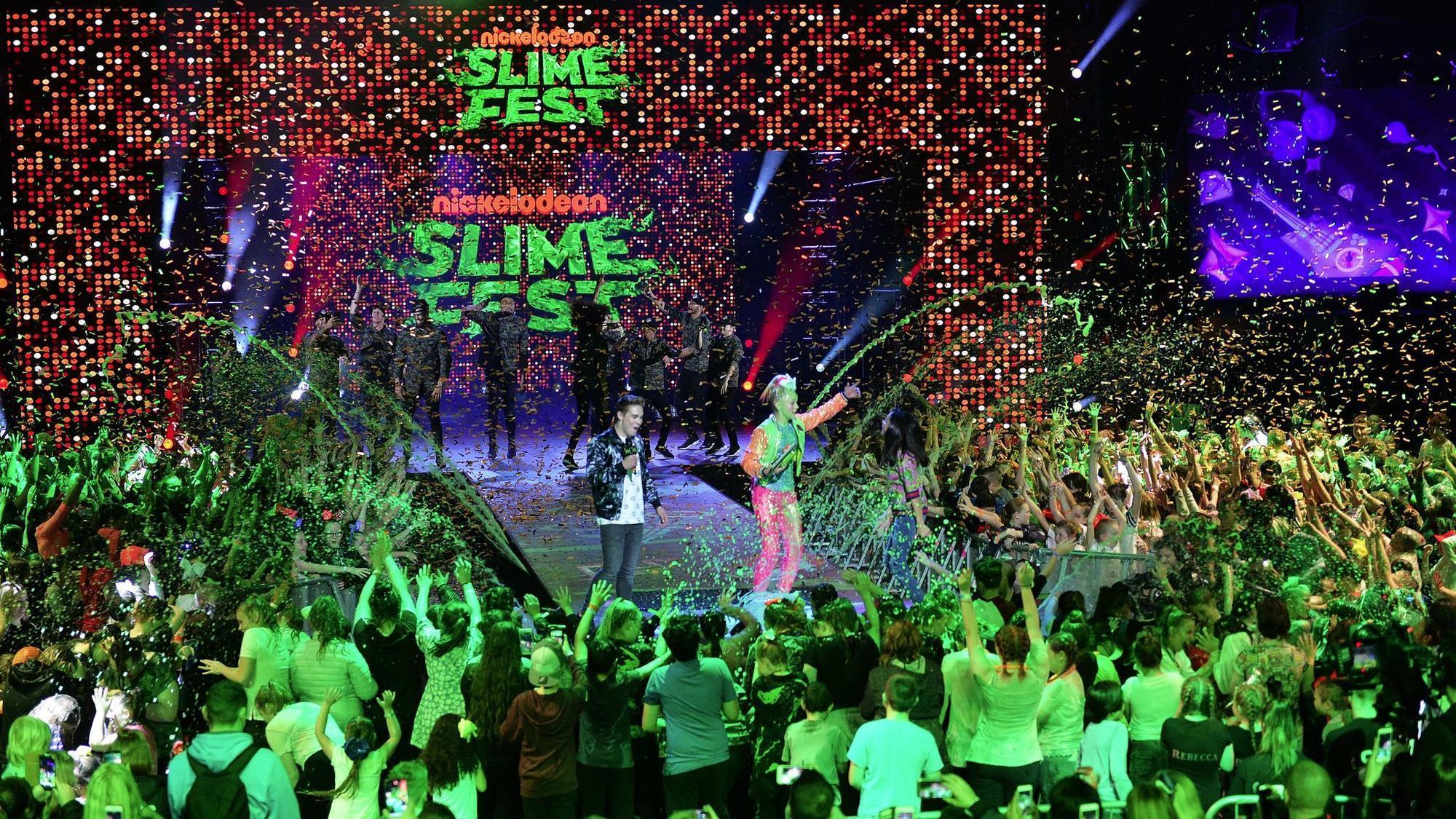SlimeFest, la musica si tinge di verde il 9 Giugno a Mirabilandia (IL CAST)