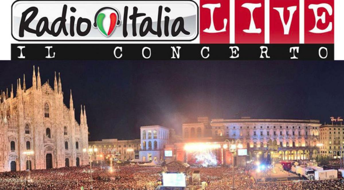 Radio Italia Live, ecco tutti i cantanti del grande concerto