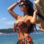 """Rosa Perrotta e la foto in bikini: """"Sono una normopeso come voi"""""""