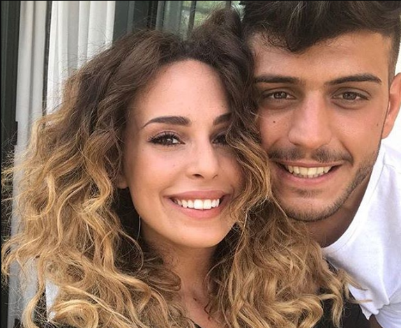Sara Affi Fella e Luigi Mastroianni