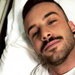 Andreas Muller finisce in ospedale, le sue parole