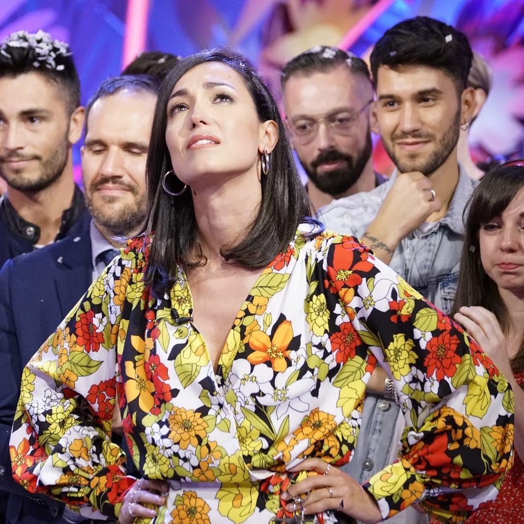 Caterina Balivo in lacrime per l'addio a Detto Fatto