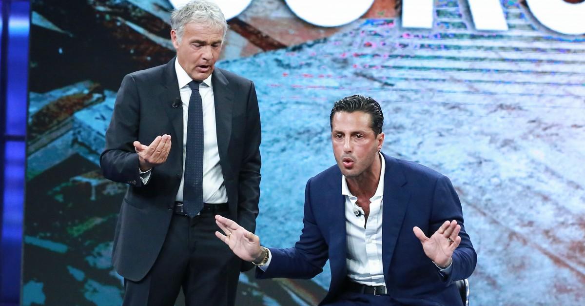 Massimo Giletti risponde alle accuse di Selvaggia Lucarelli, ecco cosa si sono detti