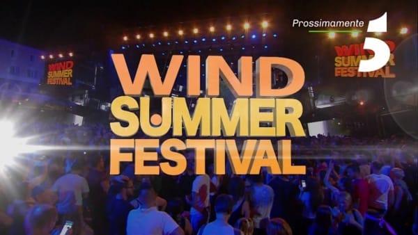 Wind Summer Festival, il programma della terza puntata