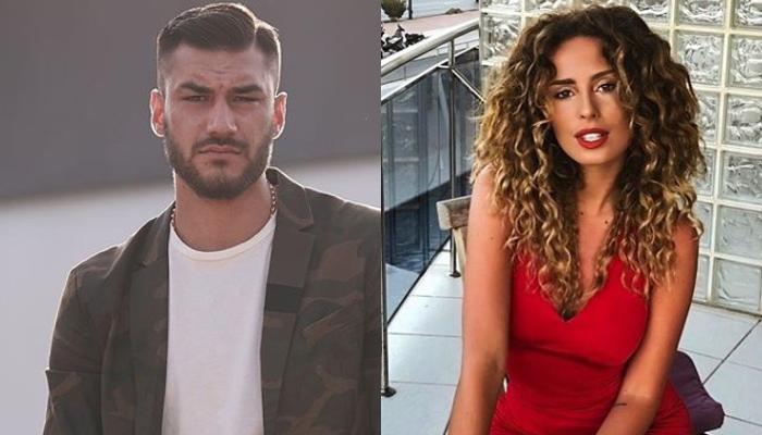 Lorenzo Riccardi e Sara Affi Fella