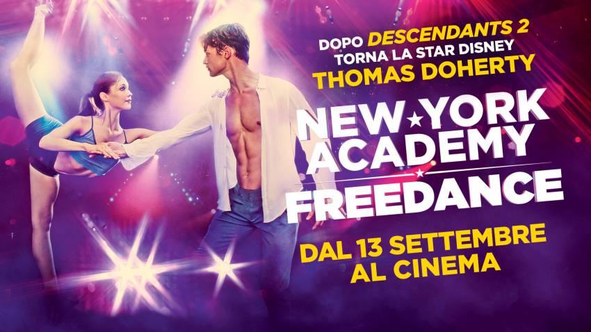 New York Academy Freedance, a settembre il secondo capitolo al cinema