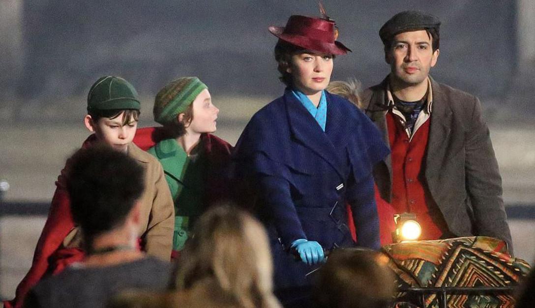 Il Ritorno di Mary Poppins, trailer e trama del film