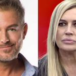 GF VIP, Daniele Bossari difende Lory Del Santo