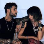 """Nina Moric e Corona vicini: """"Si è ricreata una famiglia serena"""""""