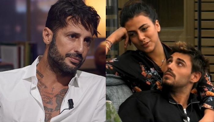 Fabrizio Corona contro Monte e Giulia
