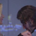 """Francesca Cipriani incontra Walter Nudo: """"Io ci sono..."""""""