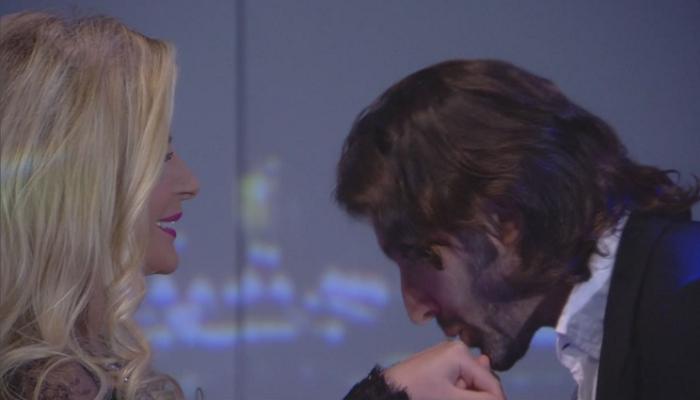 """Francesca Cipriani incontra Walter Nudo: """"Io ci sono…"""""""