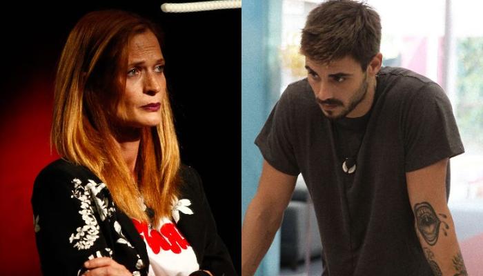 GF Vip, Jane Alexander contro Francesco Monte: il motivo