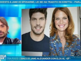 Janel Alexander e Gianmarco