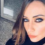 Karina Cascella, il fidanzato Max si è tatuato il suo volto