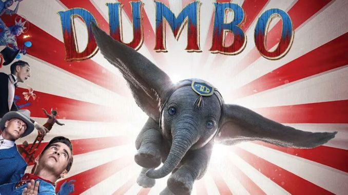 Dumbo, il trailer del remake live-action di Tim Burton
