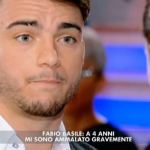 """Fabio Basile svela: """"Quando guardi la morte in faccia..."""""""
