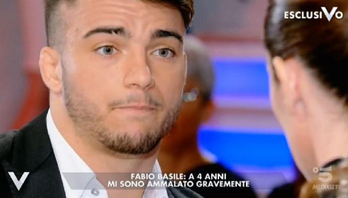 """Fabio Basile svela: """"Quando guardi la morte in faccia…"""""""