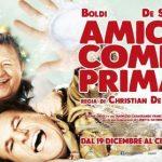 'Amici come prima', tutto sul nuovo cinepanettone di Massimo Boldi e Christian De Sica